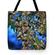 Monarchs Tote Bag