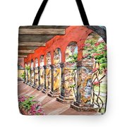 Monasterio Tote Bag