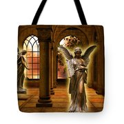 Monastery Angles Tote Bag