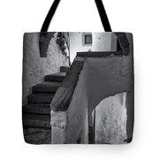 Monastery Of Saint John The Theologian Tote Bag