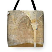 Monastery Of St. Bernard De Clairvaux 3 Tote Bag