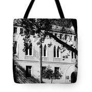 Monastery  Tote Bag