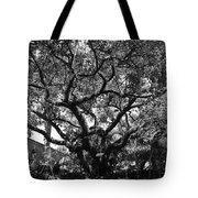 Monastery Tree Tote Bag