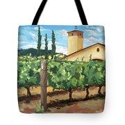 Mondavi Vineyard, Napa Tote Bag