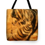 Monday - Tile Tote Bag