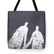 Monday In The Park With Vivian Tote Bag