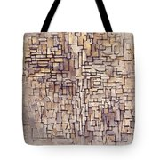 Mondrian: Composition, 1913 Tote Bag