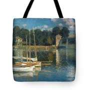 Monet: Argenteuil Tote Bag