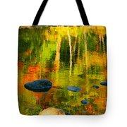 Monet Autumnal Tote Bag