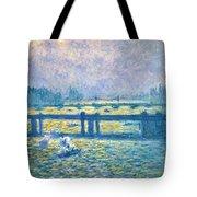 Monet: Charing Cross Tote Bag