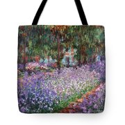 Monet: Giverny, 1900 Tote Bag