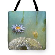 Monet Inspired Tote Bag
