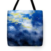 Monet Like Water Tote Bag
