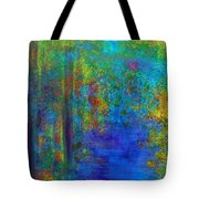 Monet Woods Tote Bag