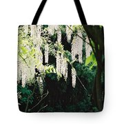 Monet's Garden Delights Tote Bag