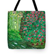 Monet's Parc Monceau Tote Bag