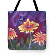 Monet's Small Composition Tote Bag