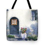 Monevasia Doorway Tote Bag