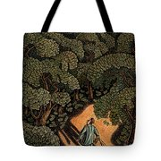 Money Forest Tote Bag