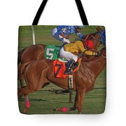 Money On The Chestnut Tote Bag
