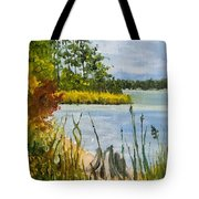 Monford Point Tote Bag