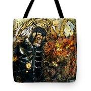 Monkey Demon Tote Bag