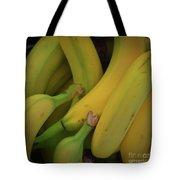 Monkey Food Tote Bag