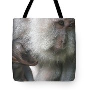 Monkey Mother 3 Tote Bag