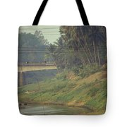 Monks - Battambang Tote Bag