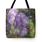 Monkshood Tote Bag