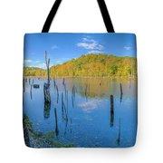 Monksville Reservoir Fall 2016 Tote Bag