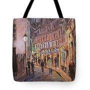 Monmartre Tote Bag
