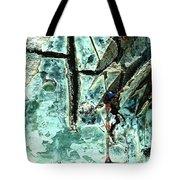 Mono Birch Bark Tote Bag