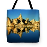 Mono Lake California Sunset - Landscape Tote Bag
