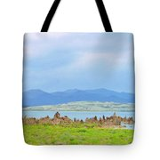 Mono Lake Image Tote Bag