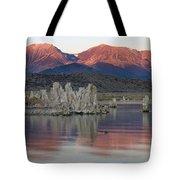 Mono Lake Sunrise 1 Tote Bag