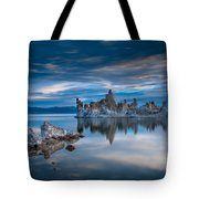 Mono Lake Tufas Tote Bag