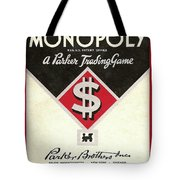 Monopoly Tote Bag
