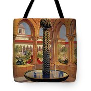 Monreale Palermo 1925 Travel Tote Bag