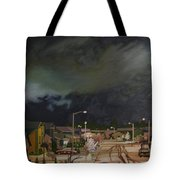 Monroe Winter 97 Tote Bag