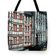 Monschau Hotel Tote Bag