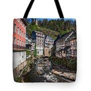 Monschau Village View Tote Bag