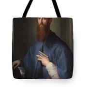 Monsignor Della Casa Tote Bag