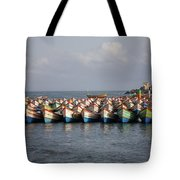 Monsoon Mooring Tote Bag