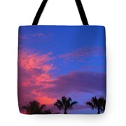 Monsoon Sunset Tote Bag by James BO  Insogna