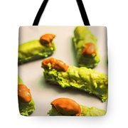 Monster Finger Cake Tote Bag