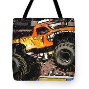 Monster Jam El Toro Loco Tote Bag