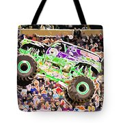 Monster Jam Orlando Fl Tote Bag