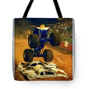 Monster Truck 1a Tote Bag