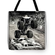 Monster Truck 1b Tote Bag
